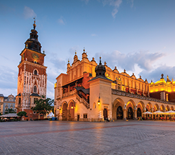 48 hours in… Krakow