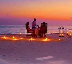 Romantic Indian Ocean