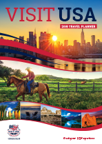 Visit USA Travel Planner 2019